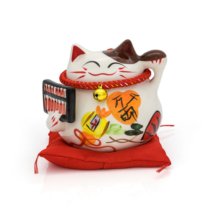 Lucky Cat Coin Bank / HF137D2 - Acubest