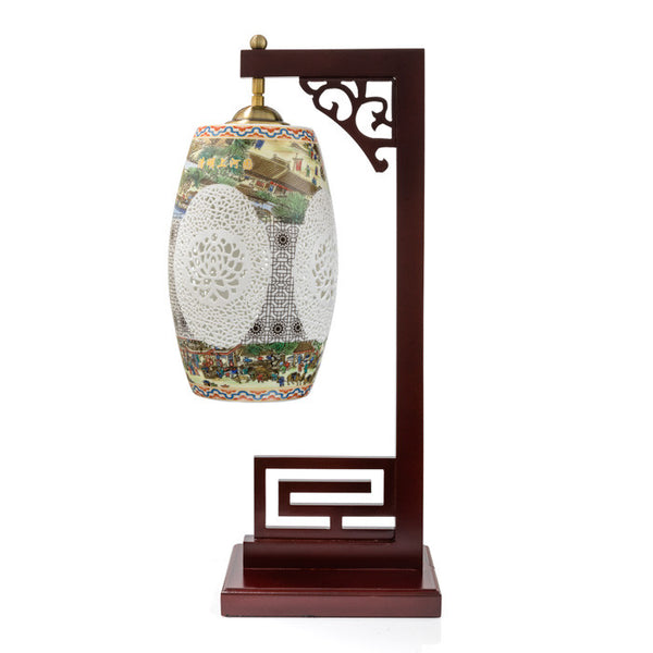 HF147A3 Antique style lamp