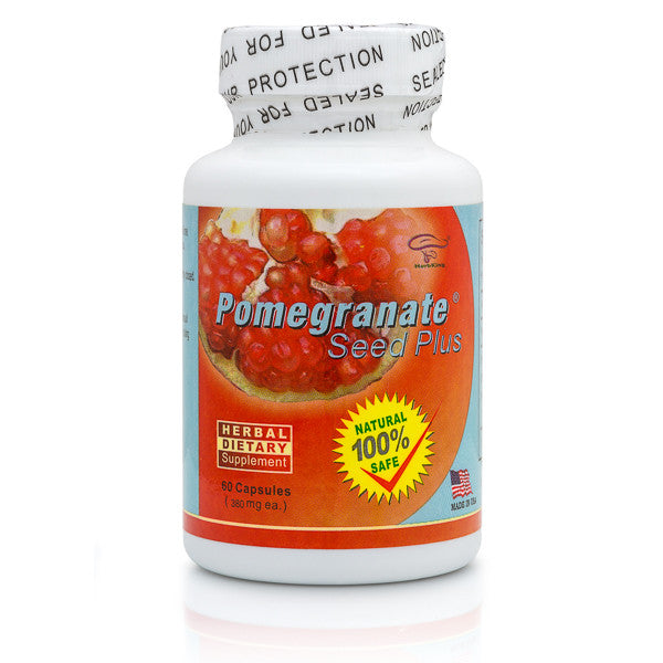 HK025 Pomegranate Seed Plus /  HerbKing Herb - Acubest