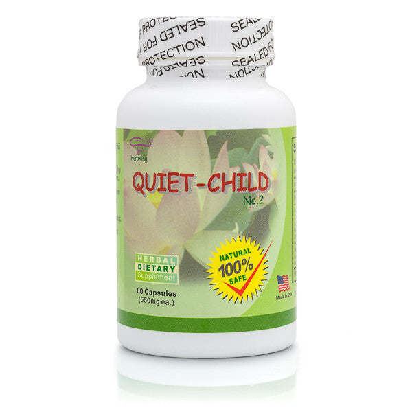 HK040B Quiet-Child No.2 / HerbKing Herb