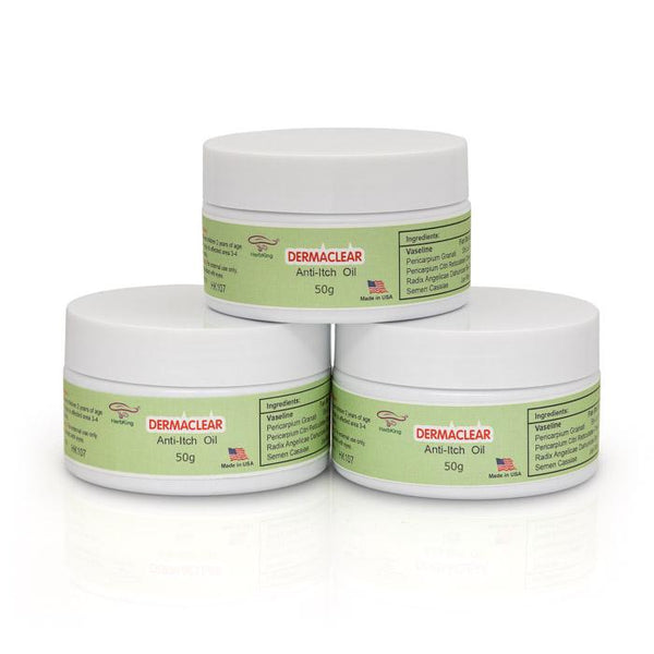 HK107 Anti-itch herbal salve