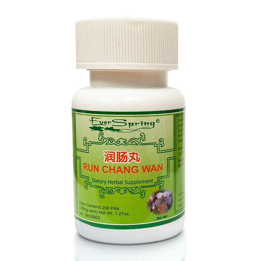 N062  Run Chang Wan  / Ever Spring - Traditional Herbal Formula Pills - Acubest