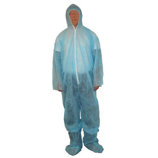 Non-Woven Disposable Isolation Gown with Hood / P-20