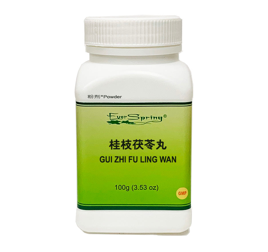 QF071 Gui Zhi Fu Ling Wan/ Concentrated Herbal Formula Powder - Acubest