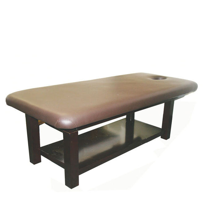 Wooden Frame Massage Table/ T-10G1 - Acubest
