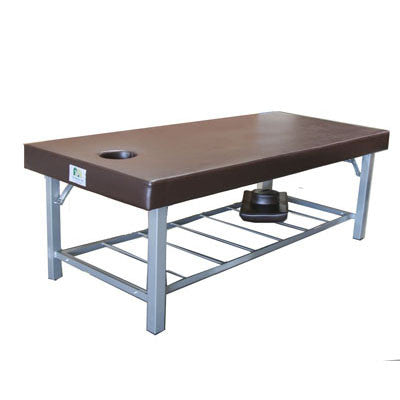 Metal Frame Facial Table Item # T-10