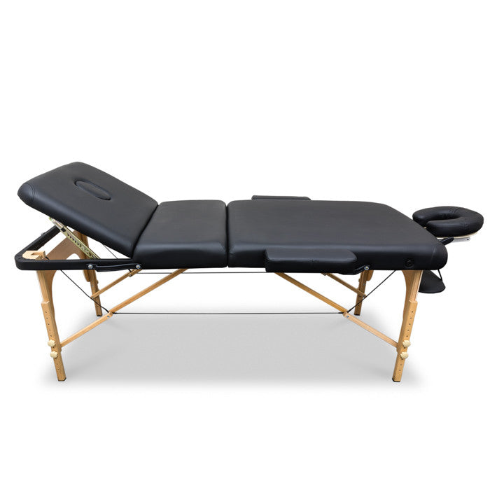 p massage portable black tables ii hermes table scientific aluminum