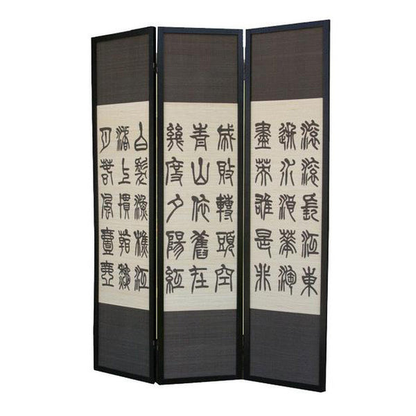 Wood Screen/ Room Divider Screens / Item# T-03A6