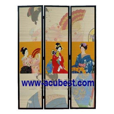 Wood Screen/ Room Divider Screens / Item# T-03A11