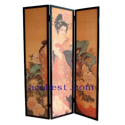 Wood Screen/ Room Divider Screens / Item# T-03A8