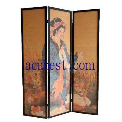 Wood Screen/ Room Divider Screens / Item# T-03A9