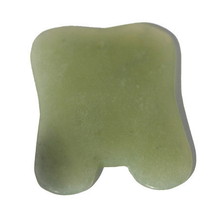 Jade Gua Sha Therapy Tool / T-08J1