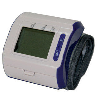 WRIST BLOOD PRESSURE MONITOR / ITEM # U-24A
