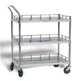 Stainless Steel Utility Carts / U-02A