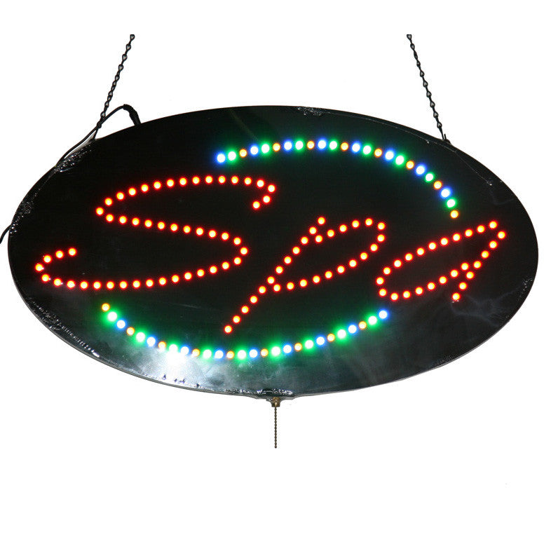 LED SPA Sign / U-41
