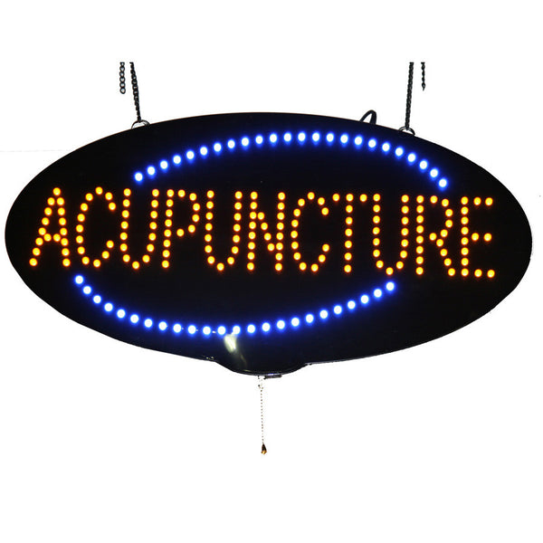 LED Acupuncture Sign / U-42