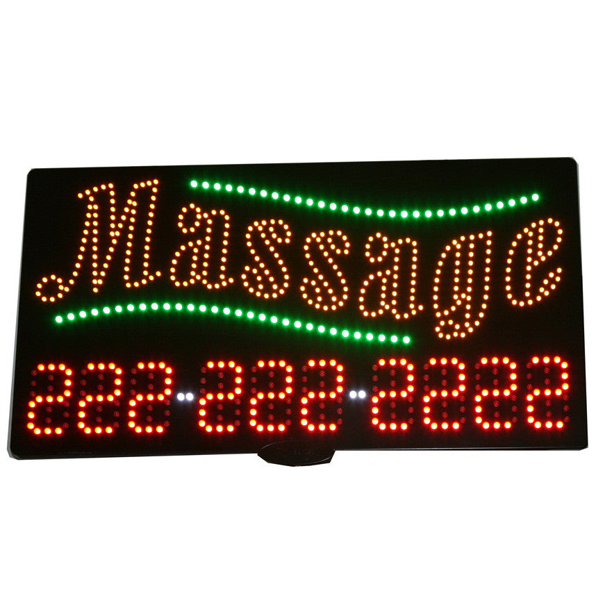 U-43B LED Neon Massage sign