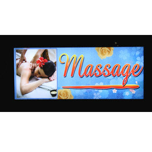 Massage LED Light Box / U-49B