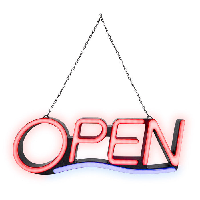 LED Open Sign / U-50A1 - Acubest
