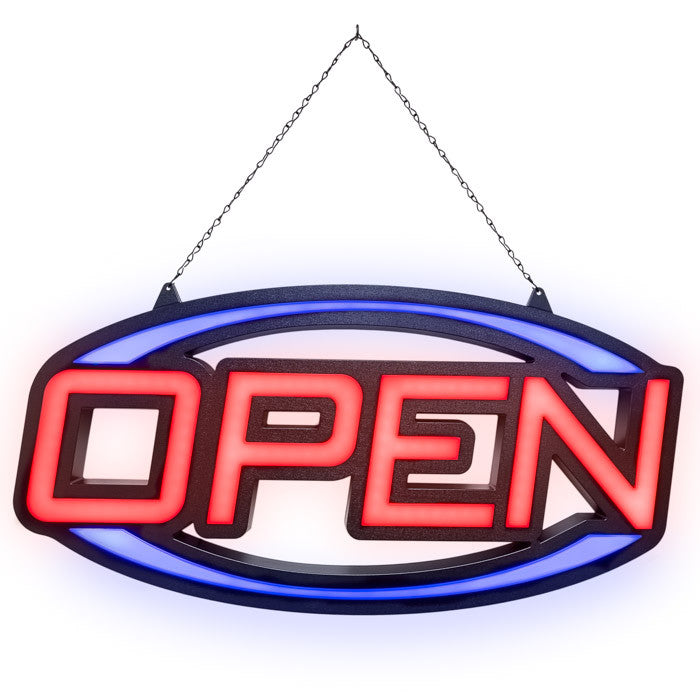 LED Open Sign / U-50A2 - Acubest