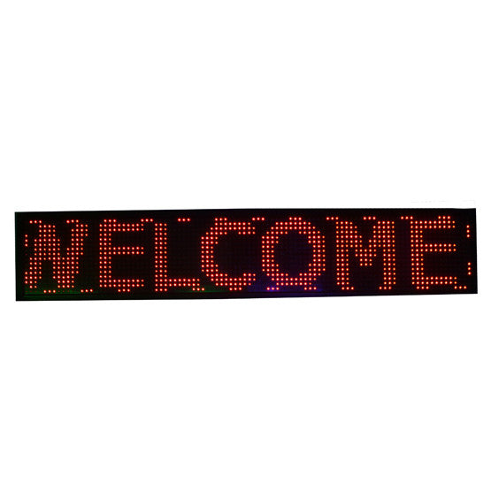LED Sign / Item # U-64