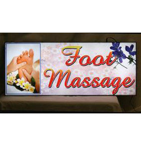 Foot  Massage LED Light Box / U-49B1