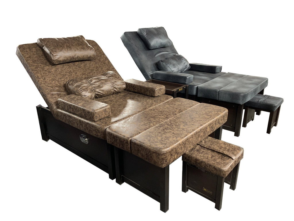 Foot Reflexology & Massage Reclining Sofa Set W-22A1 - Acubest