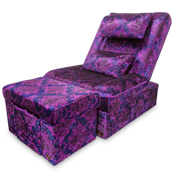 Foot Reflexology Amp Massage Reclining Sofa Set Purple