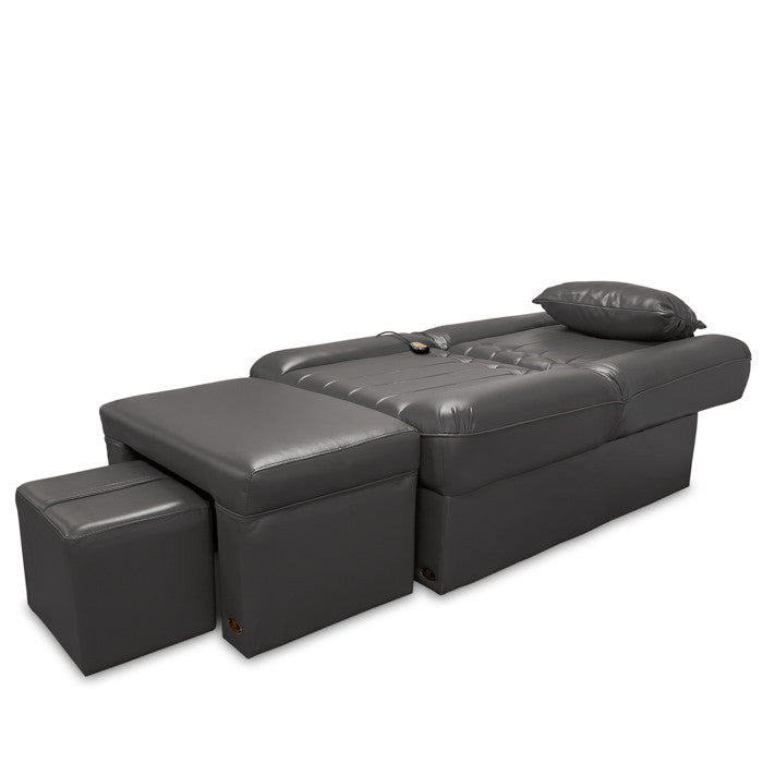 W-39B1/W-39A3 Electronic massage sofa set laid flat