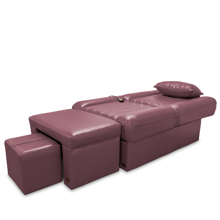 W-39B Electronic massage sofa set laid flat