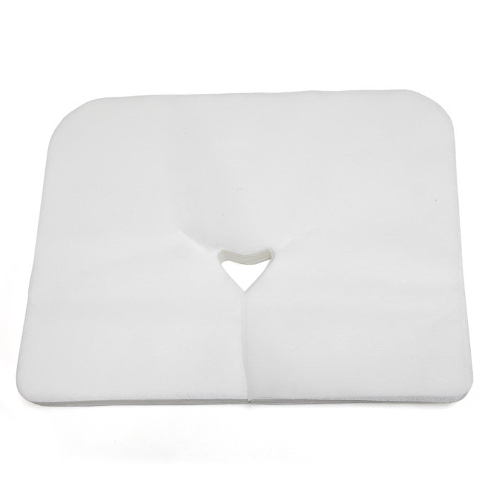 X-05B Disposable Face Rest Cover Sheets Stack