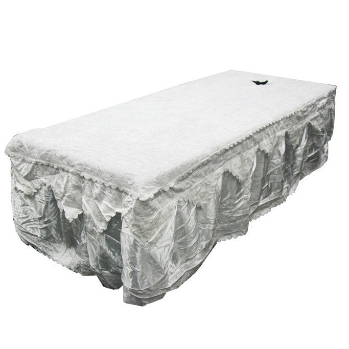 Table Cover with Skirt / X-16A1