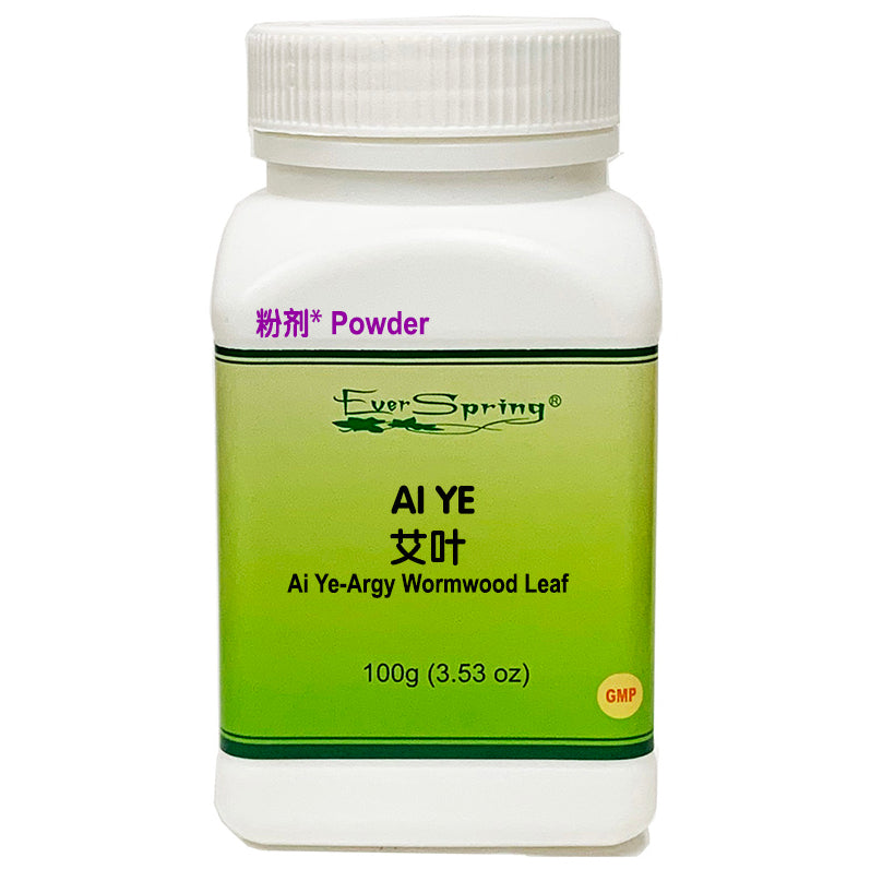 Ever Spring Ai Ye 5:1 Concentrated Herb Powder / Argy Wormwood Leaf / Y001