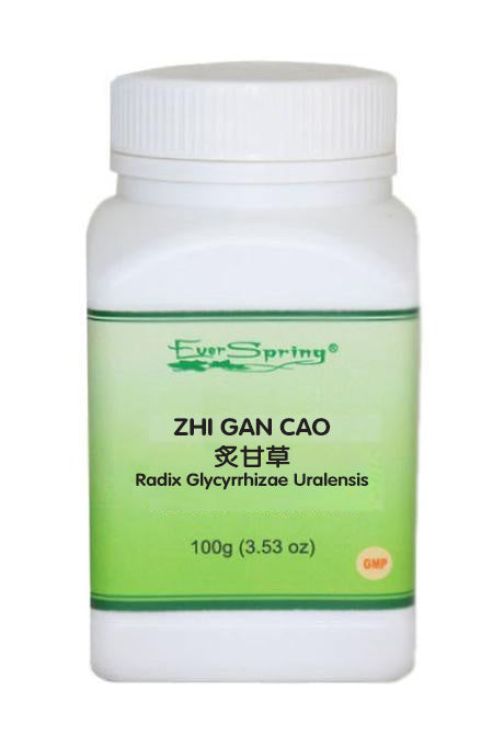 Ever Spring Zhi Gan Cao 5:1 Concentrated Herb Powder / Licorice (Baked) / Y237
