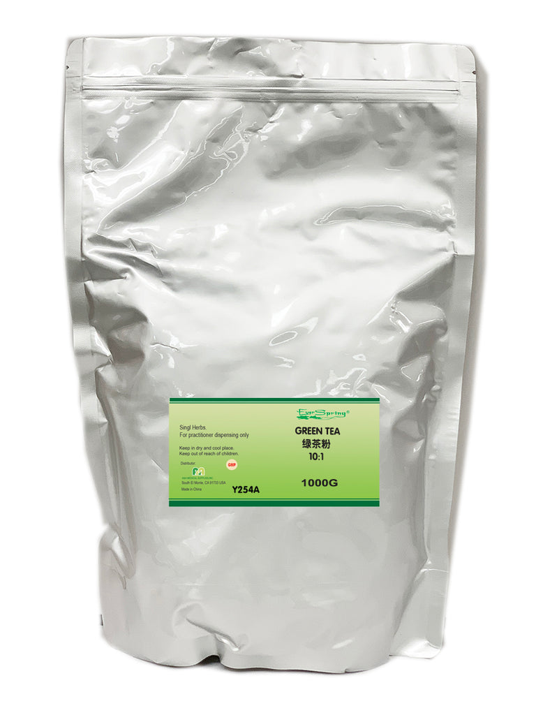 Y254 Lu Cha/ Green Tea /  10:1 Concentrated Herb Powder - Acubest