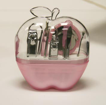 Apple Fashion Manicure Set / ITEM # HF027