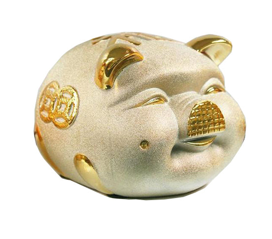 Golden Piggy Bank / HF134 - Acubest