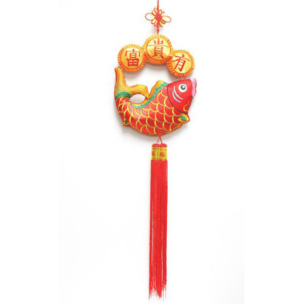 HF138A4 CHINESE KNOT (CHARMS)