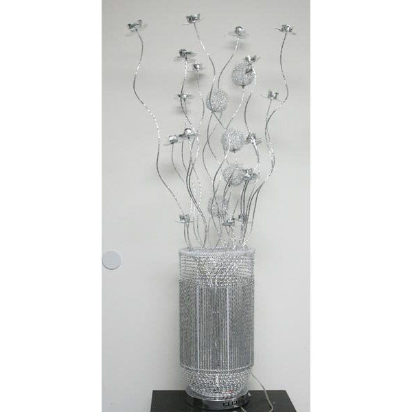 Table Lamp/ Aluminum Table lamp/ Flower Baskets lights/Item# HF152K10