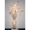 Flower Basket Aluminum Lamp / HF152K1
