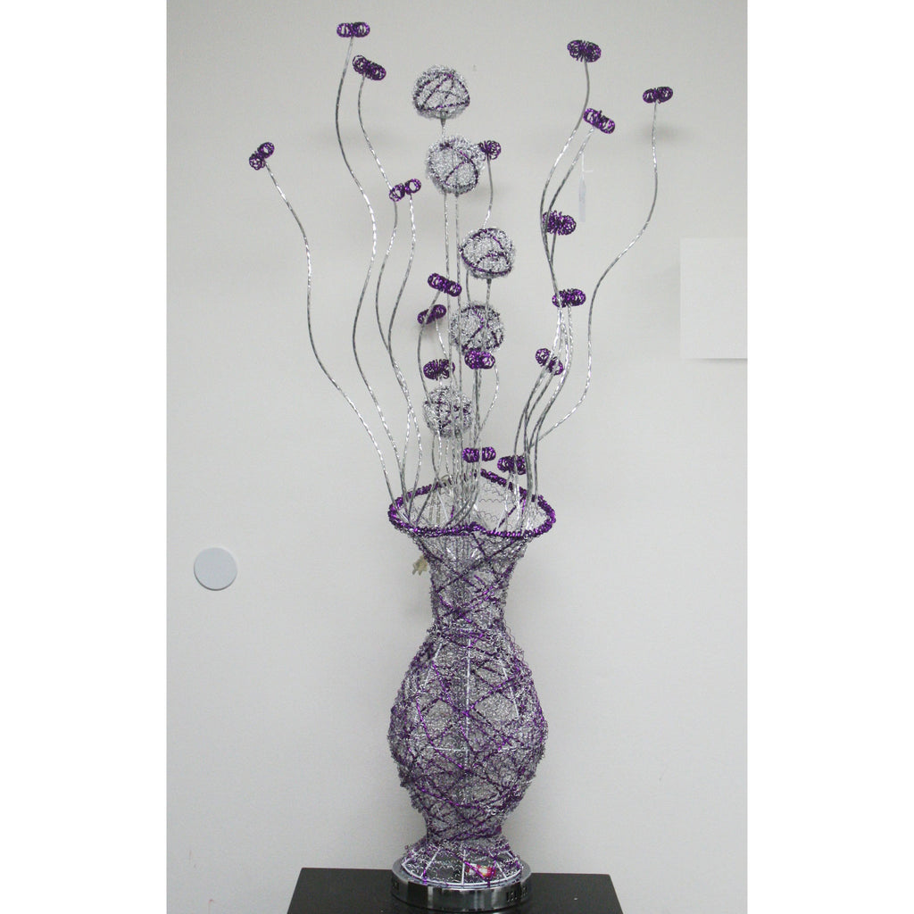 Flower Baskets Aluminum Lamp / HF152K3