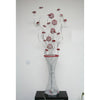 Flower Baskets Aluminum Floor Lamp / HF152K4