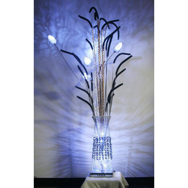 Floor Lamp/ Aluminum Floor lamp/ Flower Baskets lights/ Item# HF152K5