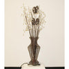 Table Lamp/ Aluminum Table lamp/ Flower Baskets lights/Item# HF152K9