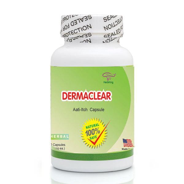 Dermaclear Anti-Itch Capsules / HK108 - Acubest