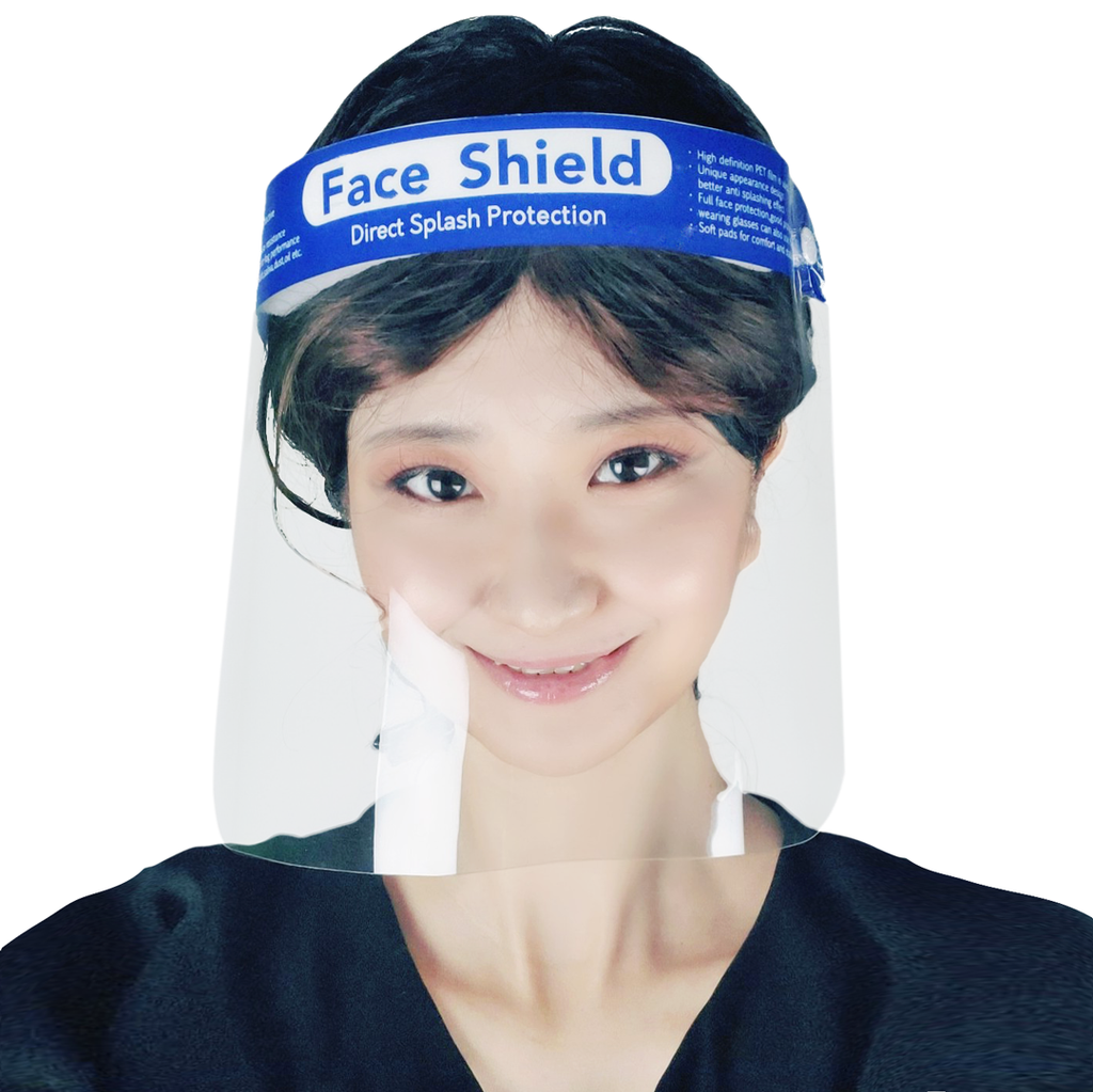 Face Shield/ P-21-Free - Acubest