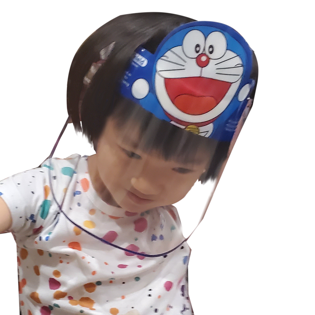 P-22 Children's Face shield/splash protection.