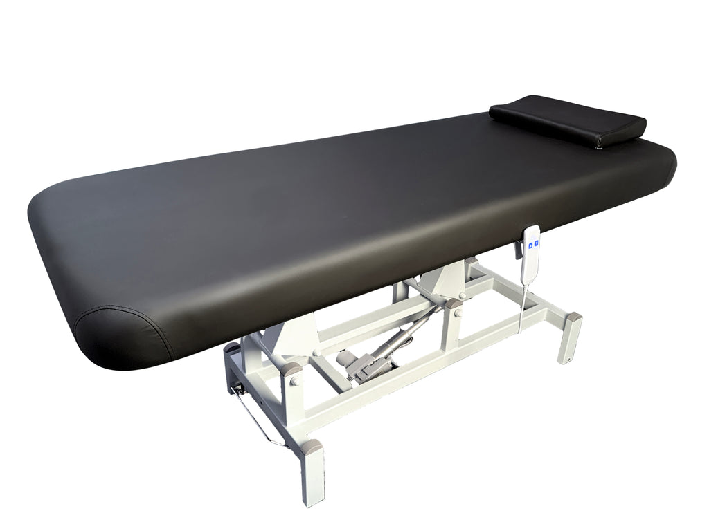 Electric auto adjustable massage table T-19A9 - Acubest