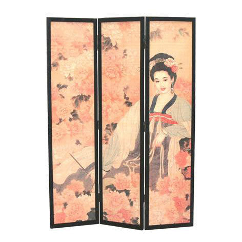 Wood Screen/ Room Divider Screens / Item# T-03A3