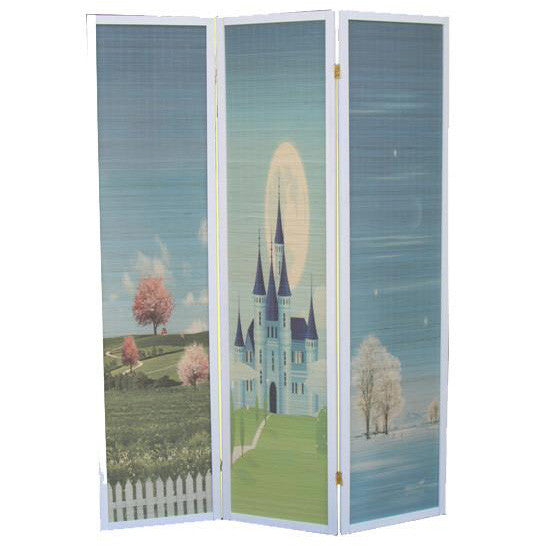 Wood Screen/ Room Divider Screens / Item# T-03A4